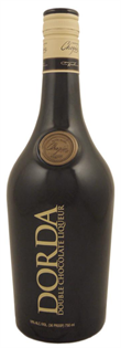 Dorda Liqueur Double Chocolate 750ml